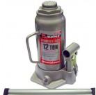 Домкрат гидравлический бутылочный, 12 т, h подъема 230–465 мм MATRIX  50727