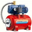 Гидрофор с цилиндрической емкостью латун. раб. колесо Pedrollo JSWm/10M - 100CL