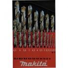Набор из 19 сверел по металлу HSS  D-29941 Makita
