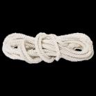 Веревка хб, D 12 мм, L 11 м, крученая, 299 кгс СИБРТЕХ 94002