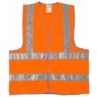 """Жилет STAYER """"MASTER"""" флуоресцентный, оранжевый, размер XL (50-52)"""