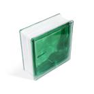 Стеклоблок In-colored green 190х190х80мм, JH061  D G