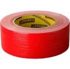 """Лента STAYER """"MASTER"""" """"UNIVERSAL"""" клейкая,армированная, влагостойкая. 48мм х 50м, красный"""