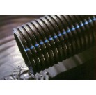 Дренажная полиэтиленовая гофрированная труба 50мм  EN 50086-2-4 (за 1пм)