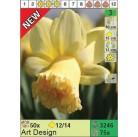 Нарциссы Art Design (x75) 12/14 (цена за шт.)
