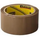 "Лента STAYER ""MASTER"" клеящая,  коричневая, толщина 45 мк, 25мм х 60м"