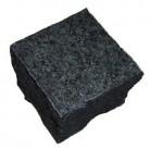 Брусчатка гранитная черная (100 шт в 1 м.кв.)