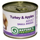 NP Dog Adult Small Breeds Turkey&Apples 200g dog food