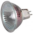 Лампа галогенная СВЕТОЗАР с защитным стеклом, цоколь GU5.3, диаметр 51мм, 50Вт, 220В