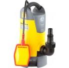 Насос GRINDA д/грязной воды погружной, пропускная способность 8000 л/час, высота подачи воды 6м, 400