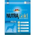 Nutra Gold Adult Dog  Для взрослых собак средних пород весом 12 - 25 кг