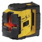 Лазерный уровень Stabila LAX 200 2-х линейный лаз. Прибор. Без набора