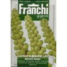 Капуста брюссельская Mezzo Nano (0,2 гр)  24/2 Franchi Sementi