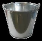 Ведро нерж. 2,13 л., глубина - 18 см., диаметр - 21 см.  5523 Worth