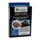 Средство для септиков BIODOM® в пакетиках  75г. (6шт.)