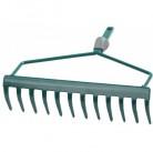 """Грабли RACO """"MAXI"""", 12 зубцов, с быстрозажимным механизмом, 300мм"""