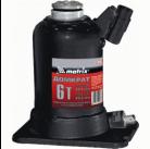 Домкрат гидравлический бутылочный телескоп., 6 т MATRIX 507405