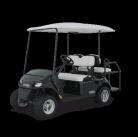 Машинка для гольфа FREEDOM TXT 2+2 Gas