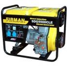 Дизельная электростанция Firman SDG5500TCLE