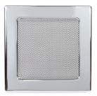Решетка вентиляционная никелированная Dospel 22х22