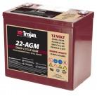 22-AGM Необслуживаемая тяговая батарея