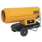Жидкотопливный нагреватель с прямым нагревом B 230  Master