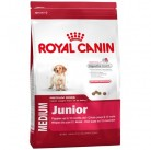 Сухой корм Royal Canin Medium Junior 4kg