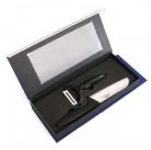 """6728 GIPFEL Набор из двух ножей: нож для чистки овощей + Нож 5"""" (керамическое лезвие)"""