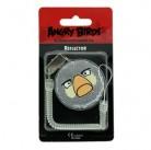 """Пешеходный светоотражатель """"Angry Birds"""", цвет: белый"""