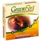 Green Fort БиоОшейник от блох  для средних собак 65см
