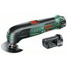 Аккумуляторный многофункциональный инструмент Bosch PMF 10,8 LI (2 акк.)