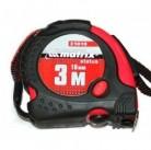 Рулетка Status magnet fixation, 3 м х 16 мм MATRIX 31019