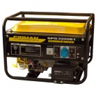 Бензиновая электростанция Firman SPG3000E1