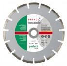 4230185 алмазные диски LT 46 230x2,4x22,23 сигм Dronco