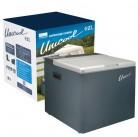 Холодильник автомобильный электрогазовый CW Unicool DeLuxe (объем 42л., охлаждение до -18С от темпер