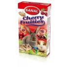 SK7712 SANAL (для грыз)  NEW  Cherry Fruities 50 г (с наполнителем из Вишни) (14/224 шт.)