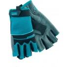 Перчатки  комбинированные облегченные, открытые пальцы, AKTIV, М GROSS 90315