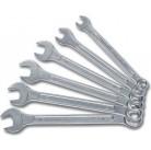 Набор ключей комбинированных, 6 - 17 мм,  6 шт. SPARTA 154305
