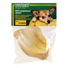 Ухо телячье большое - мягкая упаковка 319625