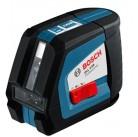 Линейный лазерный нивелир Bosch GLL 2-50 + BT 150