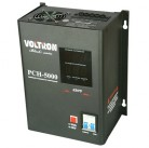 Стабилизатор VOLTRON PCH 10000 динар черный навесной