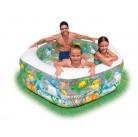 Надувнойсемейный бассейн Intex Ocean Reef Pool 56493