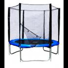 Каркасный батут для детей и взрослых с защитной сеткой