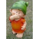 Садовая фигурка Ребенок стесняющийся MG2564000  GS