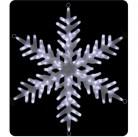 Снежинка подвесная d60см, PHS-057-2-24V,  RI GE