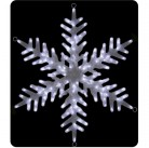 Снежинка подвесная d80см, PHS-058-2-24V,  RI GE