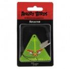"""Пешеходный светоотражатель """"Angry Birds"""", цвет: салатовый"""