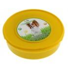 """Овёс """"Для собак"""" живые витамины BONTILAND (пластик. коробочка, универсальный грунт, семена)"""