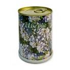Иберис цветок в банке BONTILAND (метал. банка, универсальный грунт, семена, высота-9,8см, диаметр-7,8см)