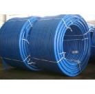 Водопроводная напорная полиэтиленовая труба Ø63мм, т.с. 2,5мм (за 1пм)